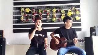 Lỗi ở yêu thương -Thanh Duy Idol (Acoustic cover) by Khoa Anh ft. Hoàng Minh phiên bản lỗi