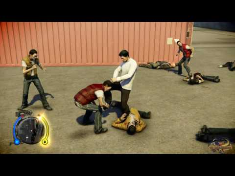 Sleeping Dogs: Martial Arts Club - KT