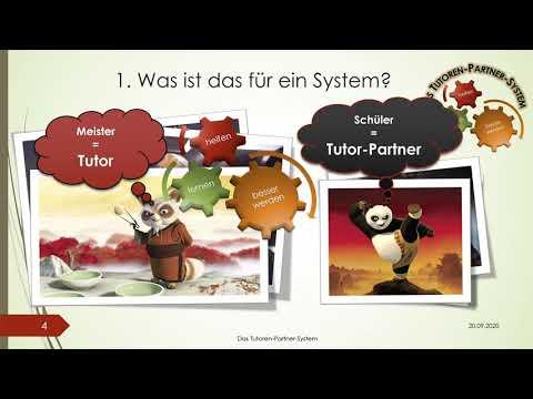 Das Tutoren-Partner-System
