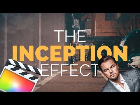 INSANE Inception Effect-Tutorial - Final Cut Pro X- Pt 2