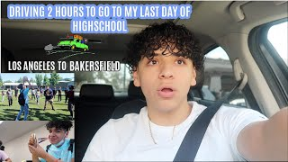 I DROVE 2 HOURS TO GO TO SCHOOL  Vlog  FT. FAIRYWILL