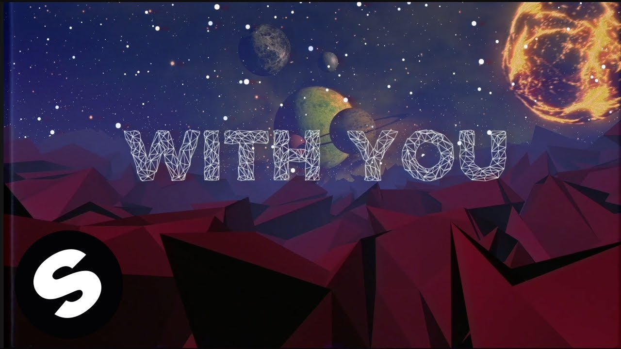 Cuebrick & Jochen Miller - With You (Official Lyric Video)