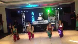Bhangra Dance Performance For Chaz