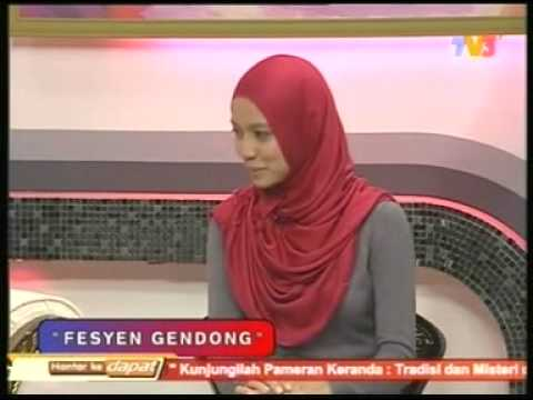 Jumpsac Baby on Wanita Hari Ini TV3 - Part 1 Travel Video