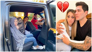 Taking Txunamy and Diezel from FAMILIA DIAMOND (prank gone wrong)| Lito and Maddox Family