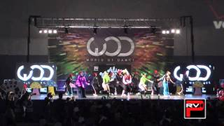 World of Dance LA 2011 - Bring The Noise