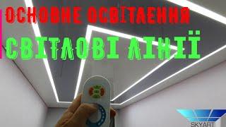 як зробити світловий короб