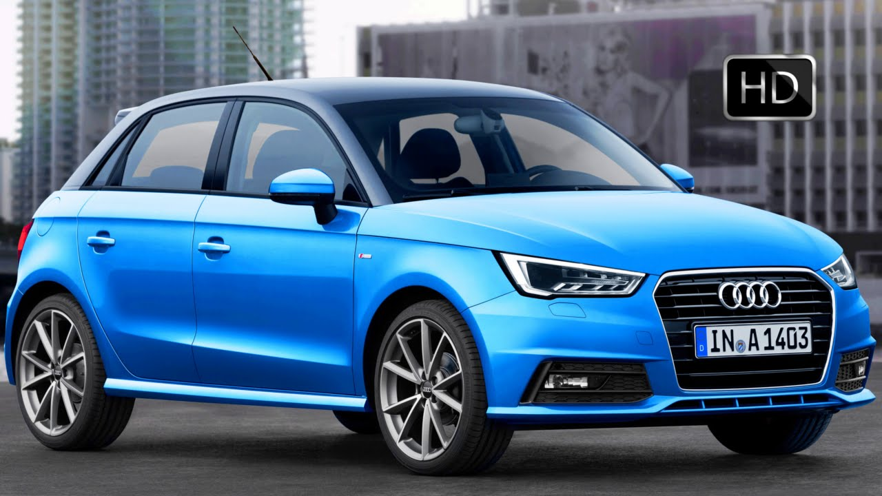 2015 audi a1 sportback s line facelift test drive hd youtube. Black Bedroom Furniture Sets. Home Design Ideas