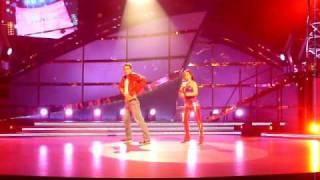 SYTYCD Poland Rehearsal Pop Choreography by Eva Nitsch