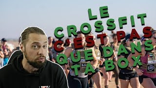 COMMENT FAIRE DU CROSSFIT EN DEHORS DE TA BOX ?