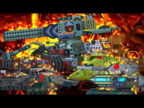 Все серии Гладиаторских боёв + бонусная концовка - Мультики про танки