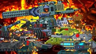Все серии Гладиаторских боёв бонусная концовка - Мультики про танки