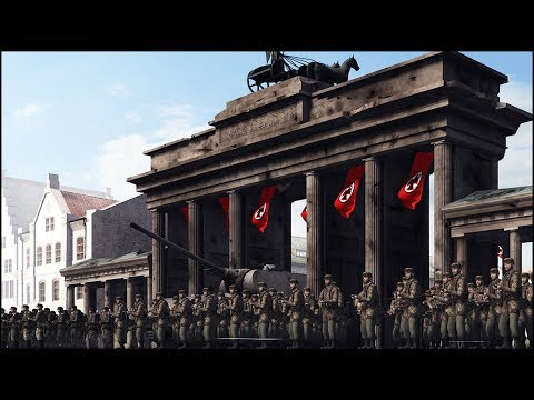 HUGE GERMAN PARADE in BERLIN - All Units Showcase - RobZ Realism Mod - MoW Assault Squad 2 - #116
