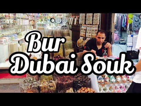 The Bur Dubai Souk