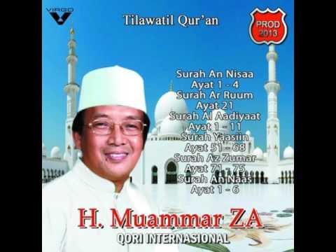 H.Muammar ZA Surah An-Nisaa (04) Ayat 1-4