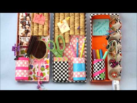 Unique ways to reuse shoe box-craft Project & idea | Learning Process