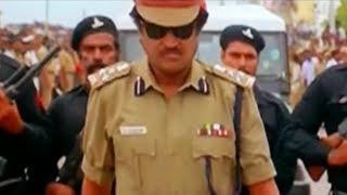Rajini reveals himself as Sr.Inspector he arrest Jaysudha on killing goons | Cinema Junction HD