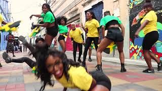 Jamaica Yummy Yummy challenge   Female unity video