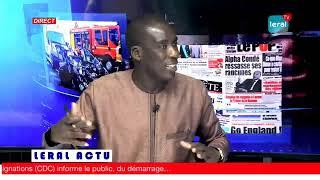 Covid 19 : Macky Sall  appelle Diouf Sarr  à mener des activités de sensibilisation.