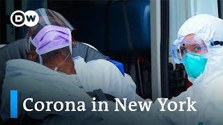 Corona in New York - Keine Zeit für Träume | DW Reporter