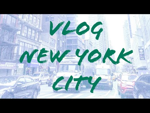 VLog12: VERLIEBT IN NEW YORK CITY - Guatemala Reiseblog