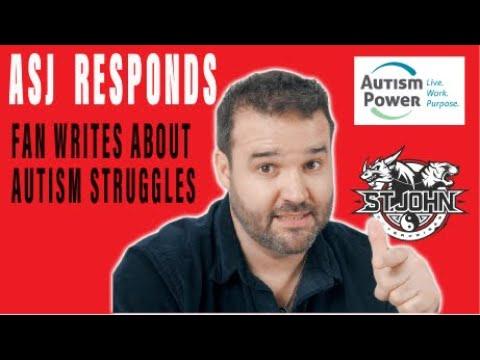 Austin St. John discusses Autism Power
