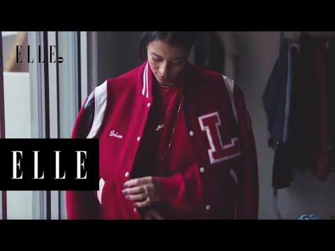 The Perfect Vintage Bomber Jacket With Sami Miro   ELLE