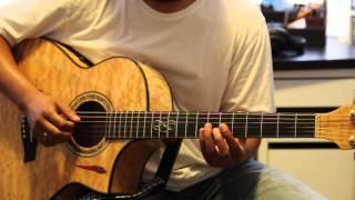 Kati Kamjor (Originally sung by Deep Shrestha). Solo lesson from Phiroj Shyangden