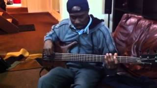 You Are God Alone Bass Tutorial