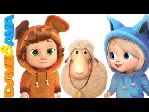 🌟 Nursery Rhymes & Ba Songs  Kids Songs from Dave and Ava 🌟
