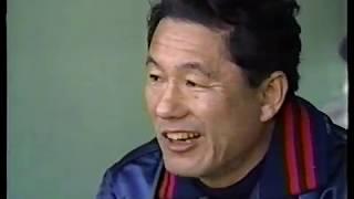 1993年1月 川崎球場.