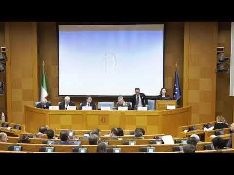"""Convegno """"Lotta alla Contraffazione al Contrabbando e tutela del Made in Italy"""""""