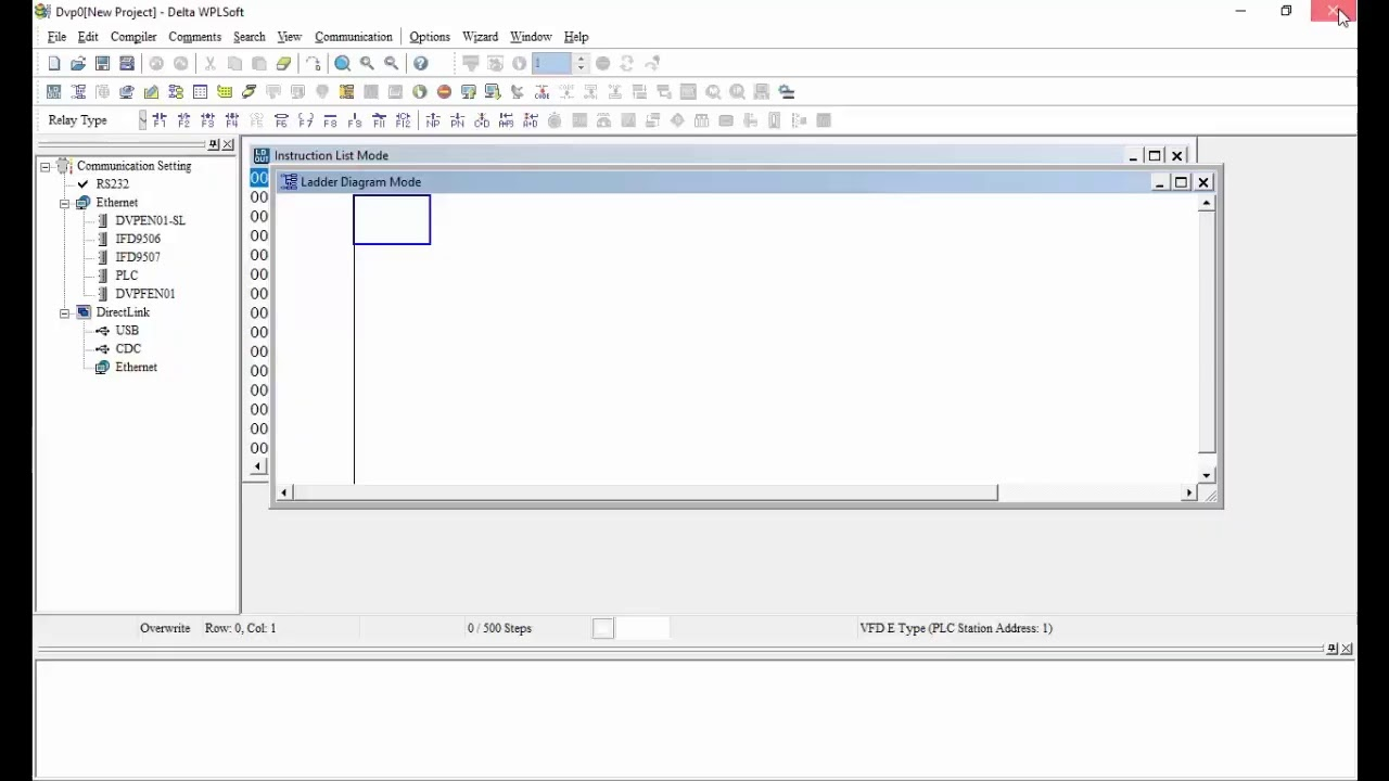 #365EVN WPLSoft Download- Delta PLC Software | Set a Project Password