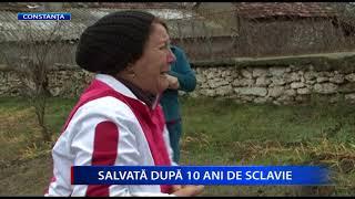 SALVATA DUPA 10 ANI DE SCLAVIE