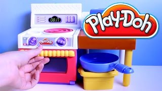 Play Doh Meal Makin Kitchen Playset Play Dough Mini Kitchen Chef Cocinita De Juguete Con Plastilina