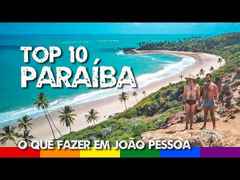 Top 10 Melhores Praias da Paraíba: O que fazer em João Pessoa, PB