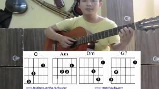 Cách luyện chuyển hợp âm nhanh