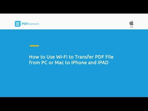 Pdf File From Pc To Ipad