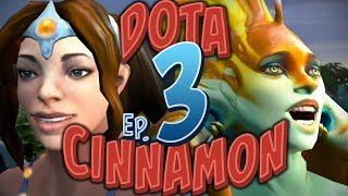 Dota 2 Cinnamon Ep.3 (funny and epic moments)