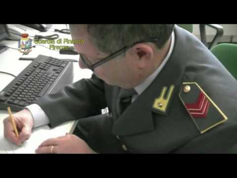 Operazione Riso Amaro Guardia di Finanza Firenze