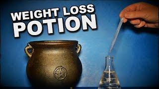 How To Make A Homeopathic Weight Loss Potion