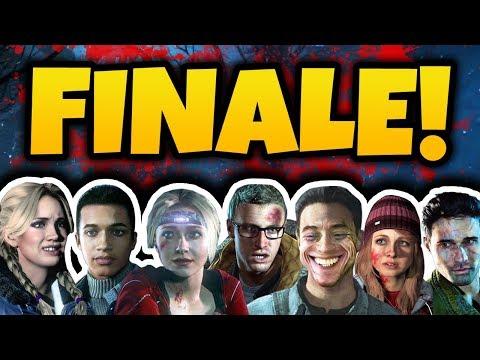 THE FINALE! WHO SURVIVES..?! - Until Dawn