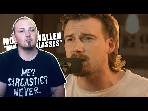 Morgan Wallen - Whiskey Glasses [Official Video] (First Country REACTION)