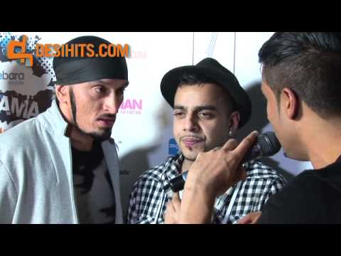 2011 UK Asian Music Awards (UKAMA) Press Launch and After Party - Juggy D