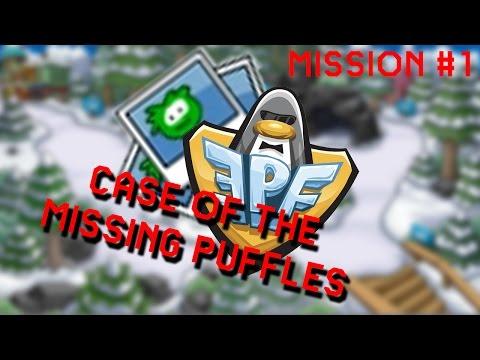 Club Penguin Rewritten - PSA: Case of the Missing Puffles