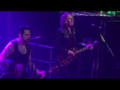 "Black Star Riders - ""Blindsided""Live 04/03/2017 The Academy Dublin"