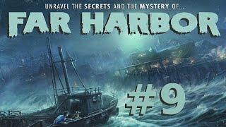 Реформация и Семейное Дело  Финал Мир  Fallout 4 Far Harbor 9