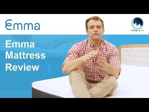 Emma Mattress Review - Should You Try The All Foam Emma Original?