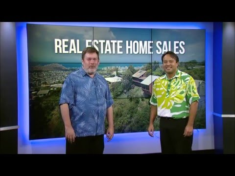 Housing Market Update On Hawaii News Now Sunrise