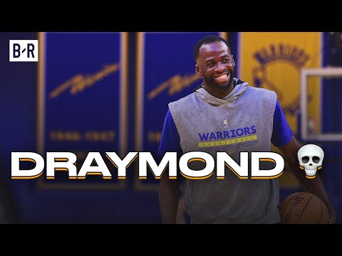 Draymond Green Drops F-Bomb in Post-Game Interview